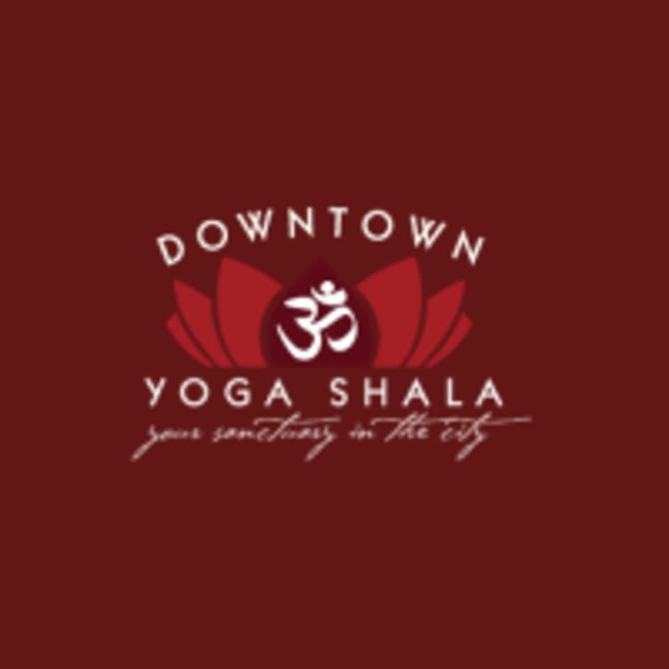 Downtown Yoga Shala logo
