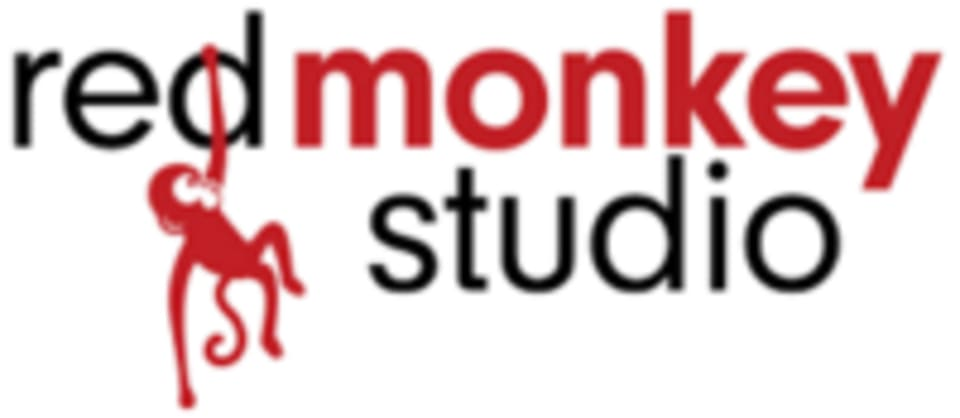 Red Monkey Pilates Studio logo