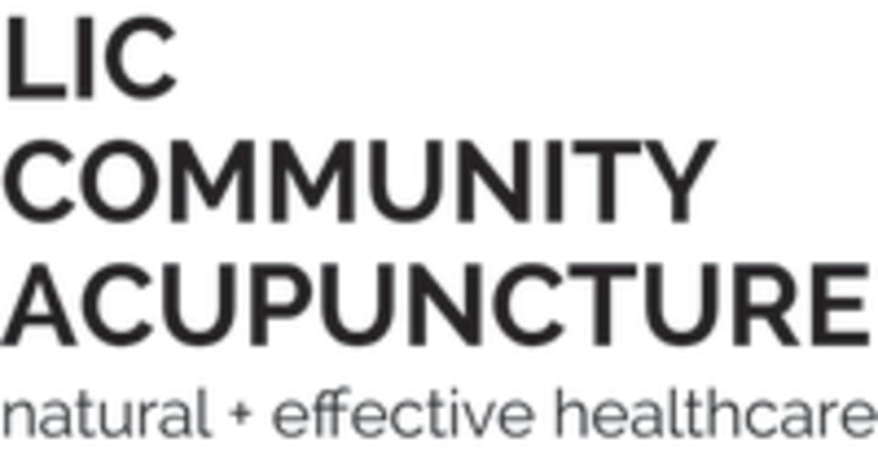 LIC Community Acupuncture logo
