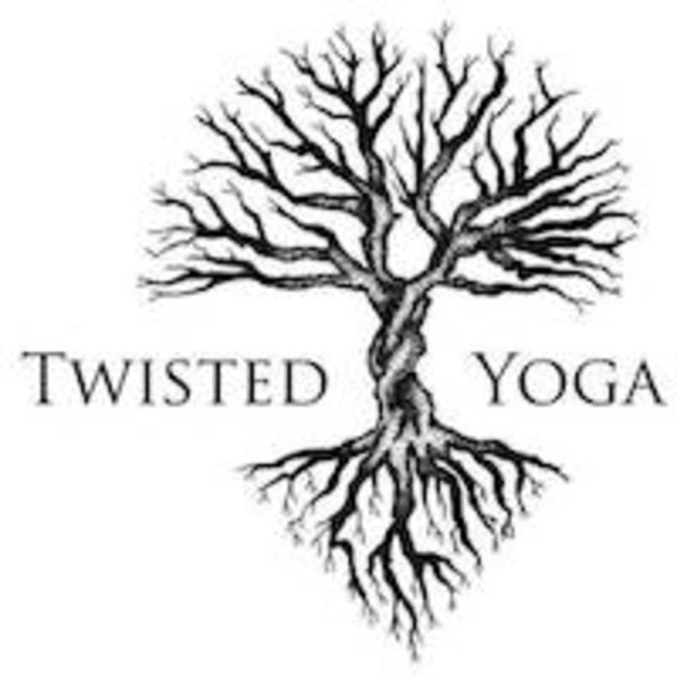 Twisted Yoga Studios logo