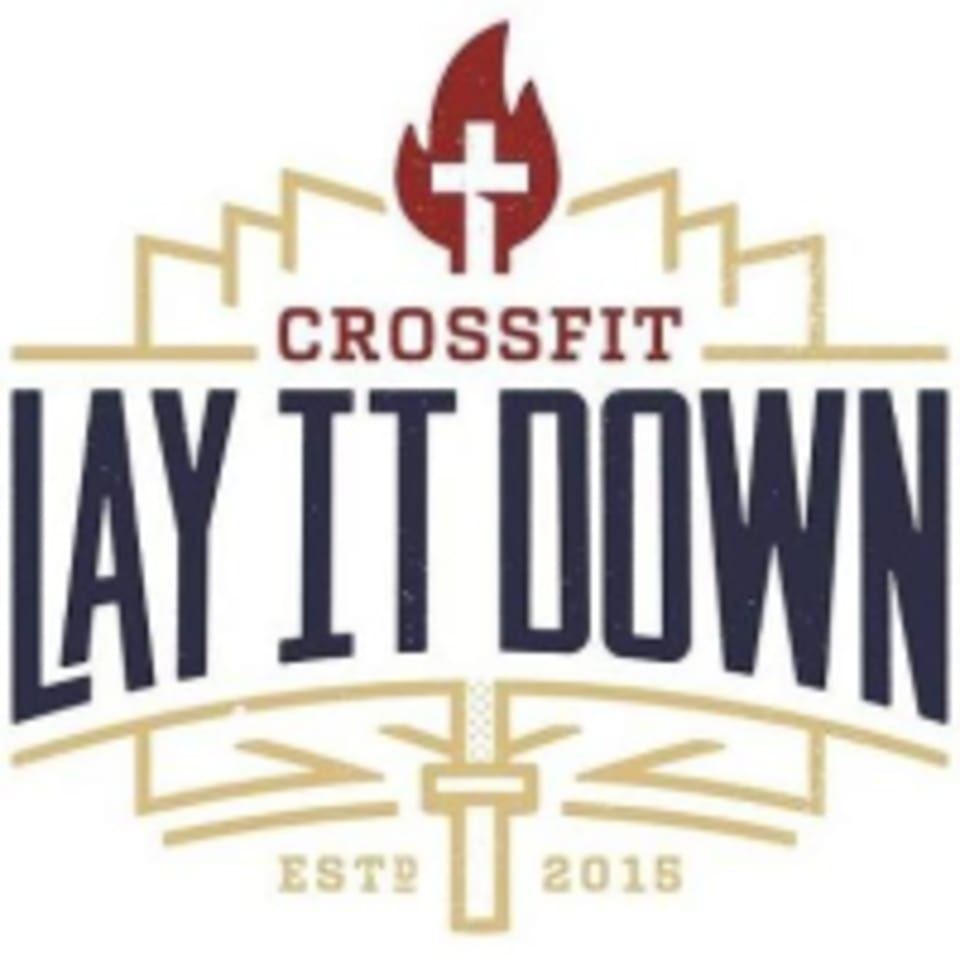 Lay It Down Fitness & Nutrition Center logo