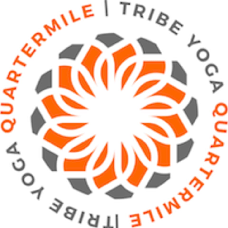 Tribe Yoga - Quartermile logo