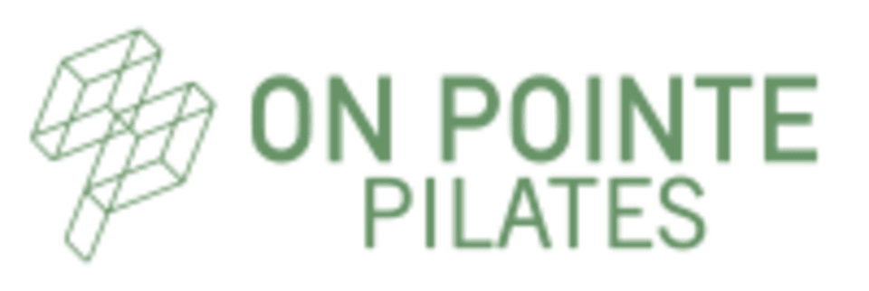 On Pointe Pilates logo