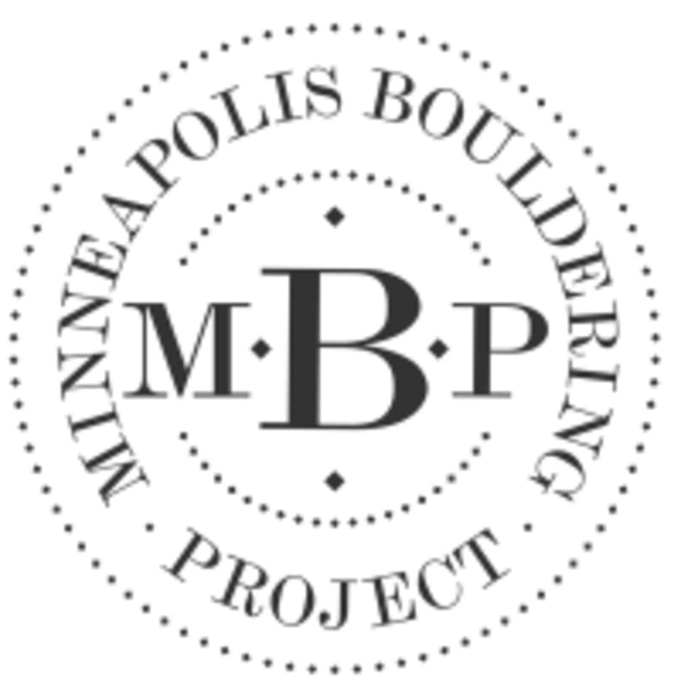 Minneapolis Bouldering Project logo