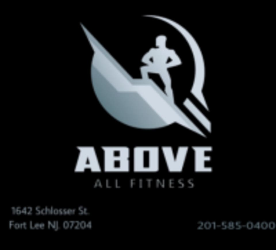 Above All Fitness Fort Lee logo