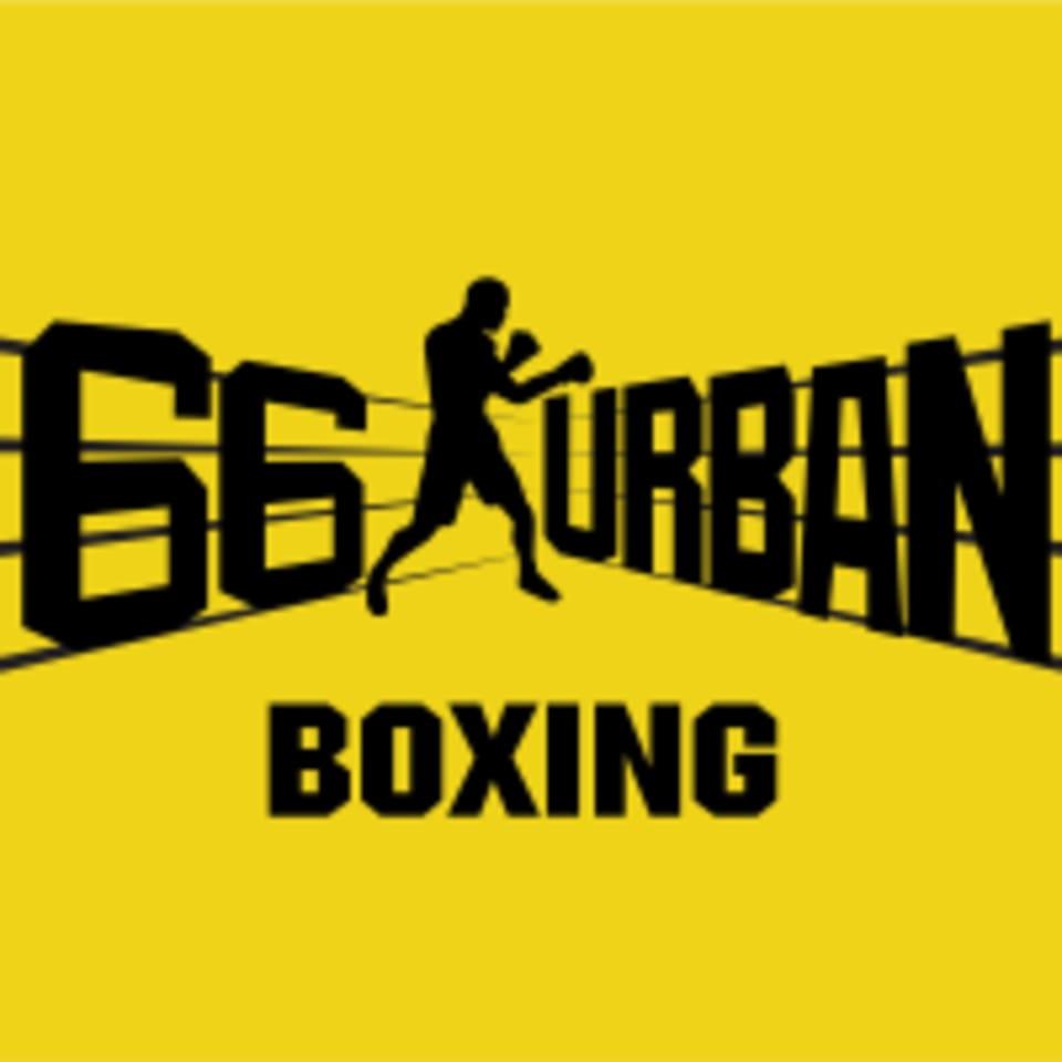 66 Urban Boxing logo