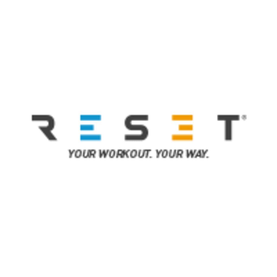 Reset Active logo