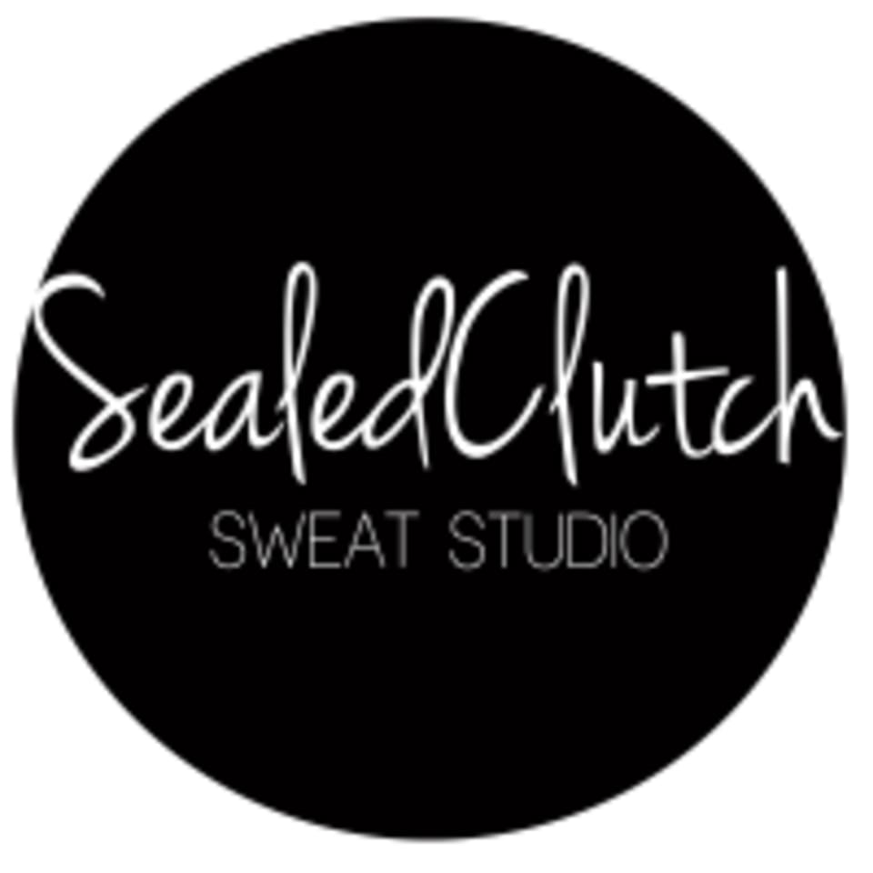 SealedClutch Sweat Studio logo