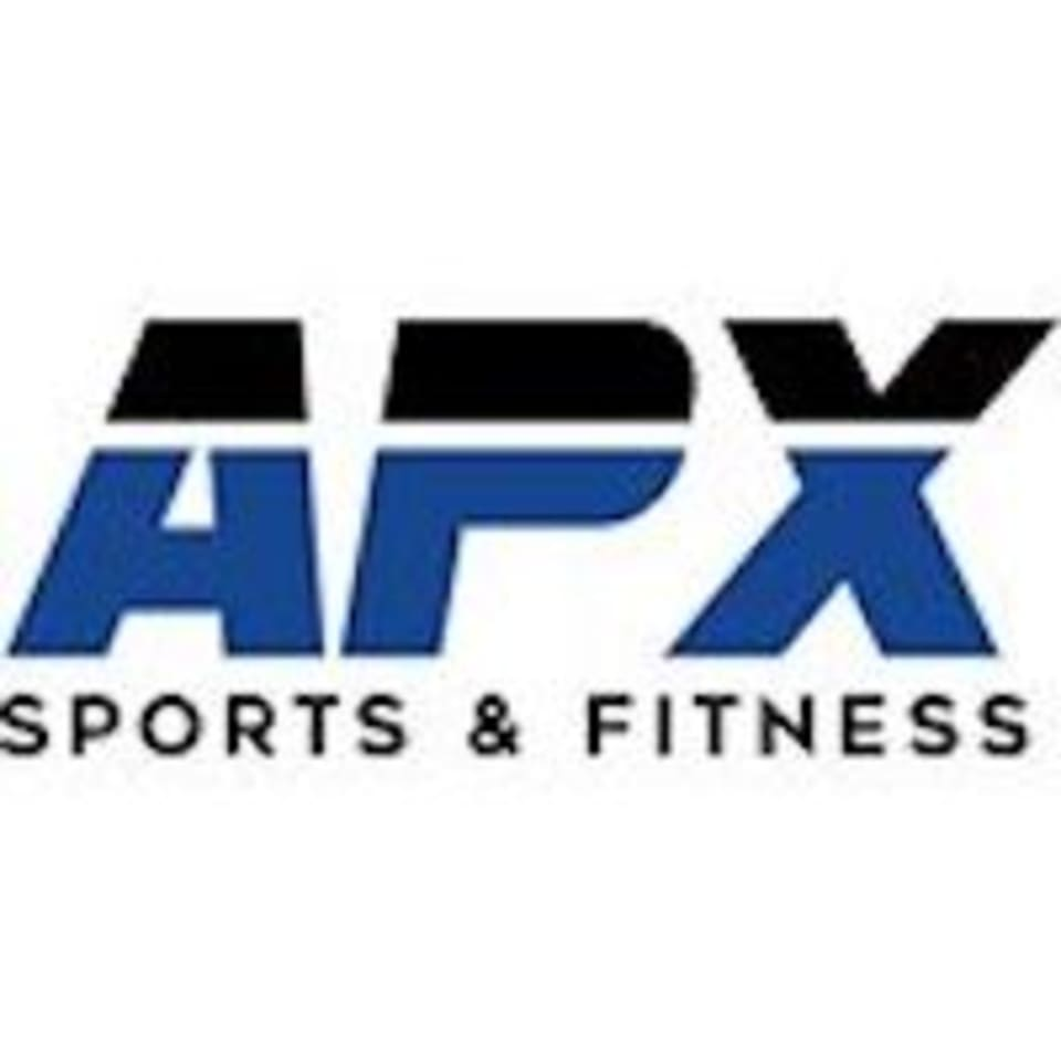 APX Sports and Fitness logo