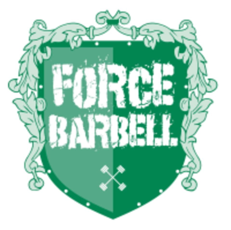 Force Barbell Sports Performance and Fitness logo
