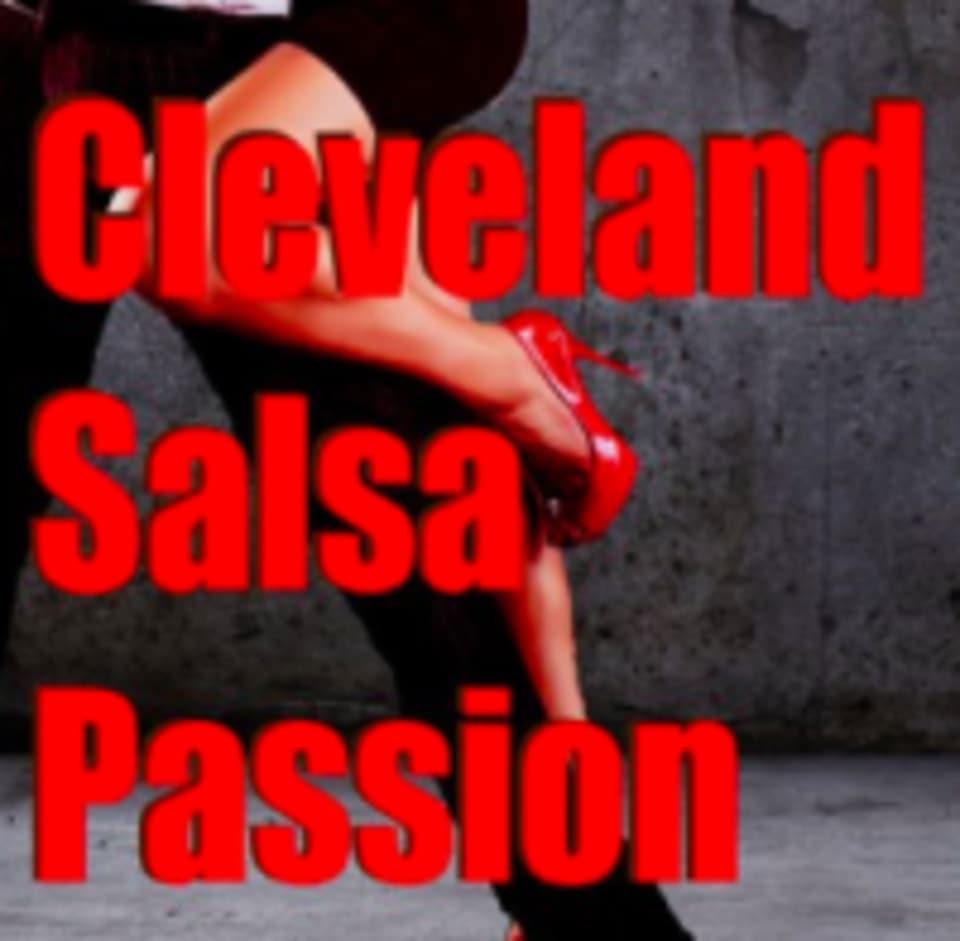 Cleveland Salsa Passion logo
