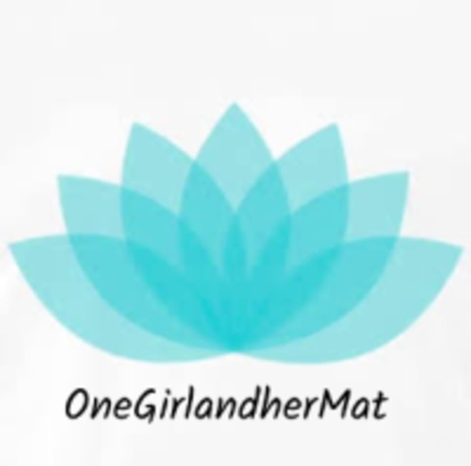 One Girl and Her Mat logo