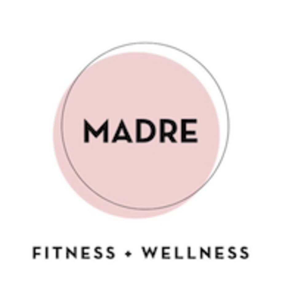 MADRE Fitness and Wellness logo