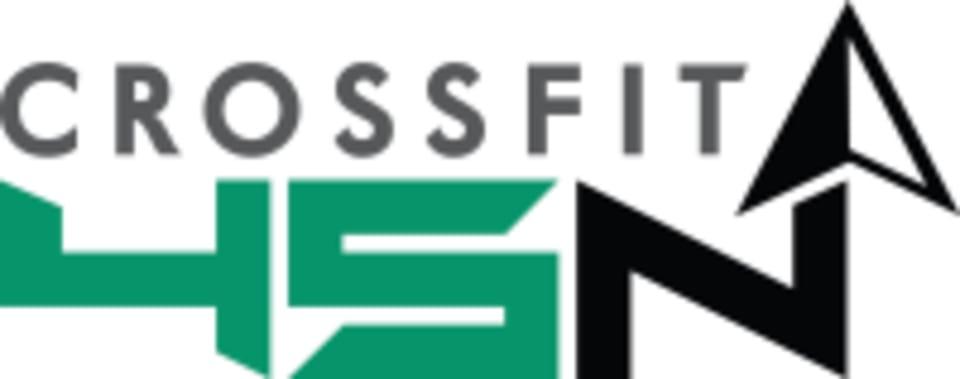 CrossFit 45 North logo