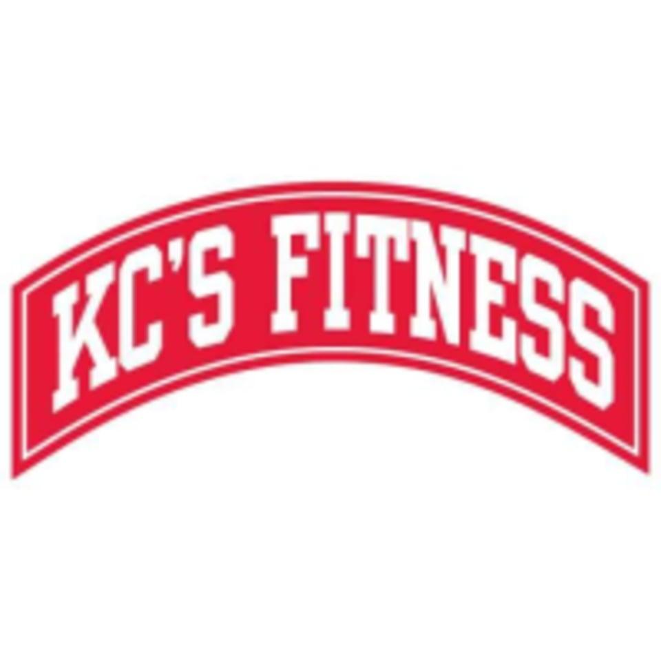 KC's Fitness  logo