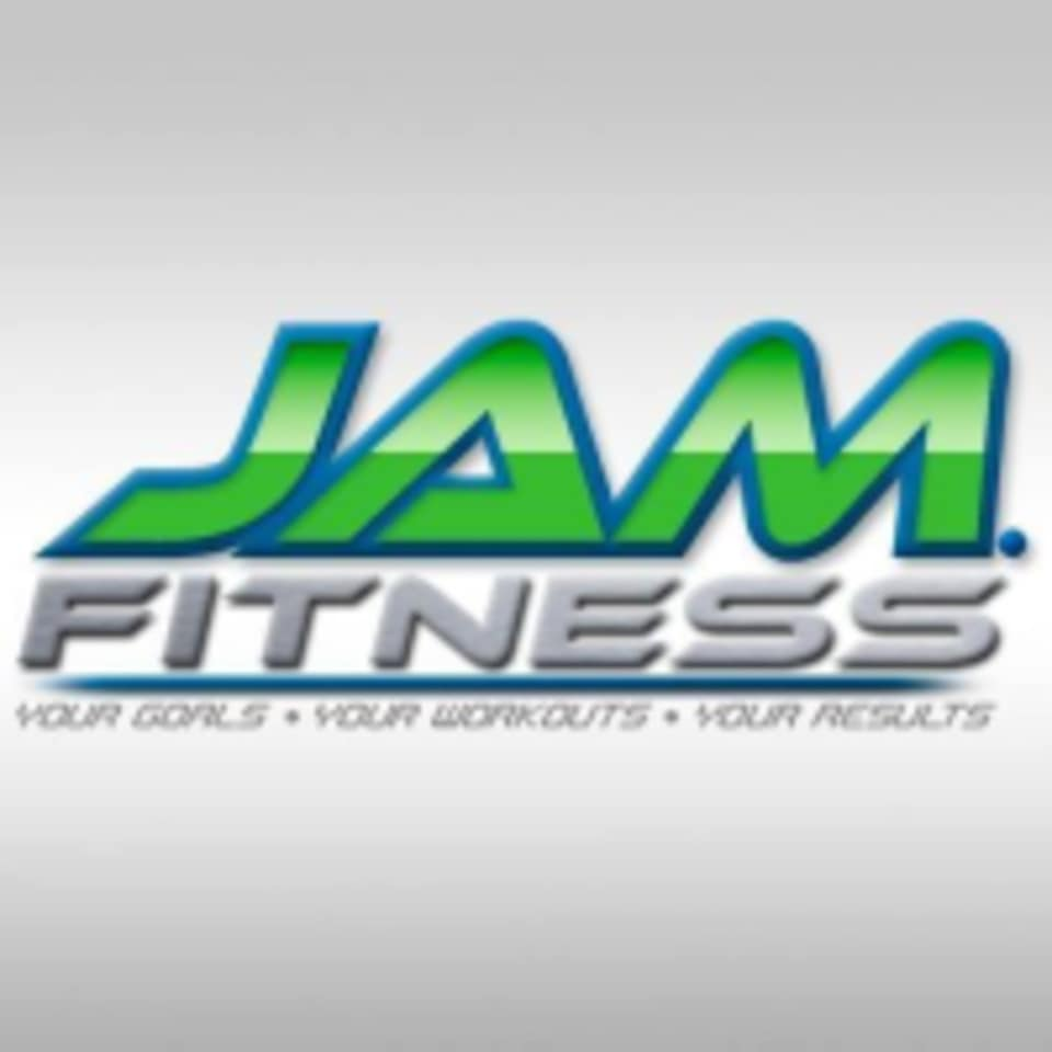 Just About Me Fitness  logo