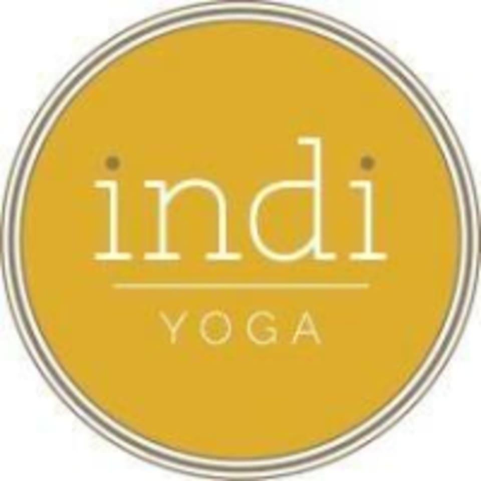 indi Yoga logo
