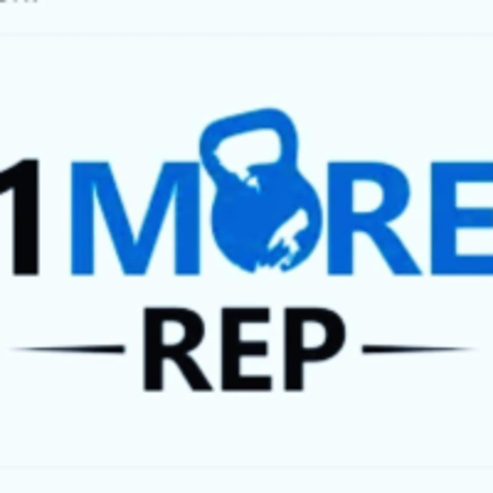 1 MORE REP logo