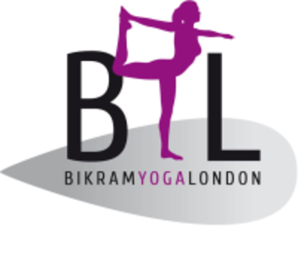 Bikram Yoga London  logo