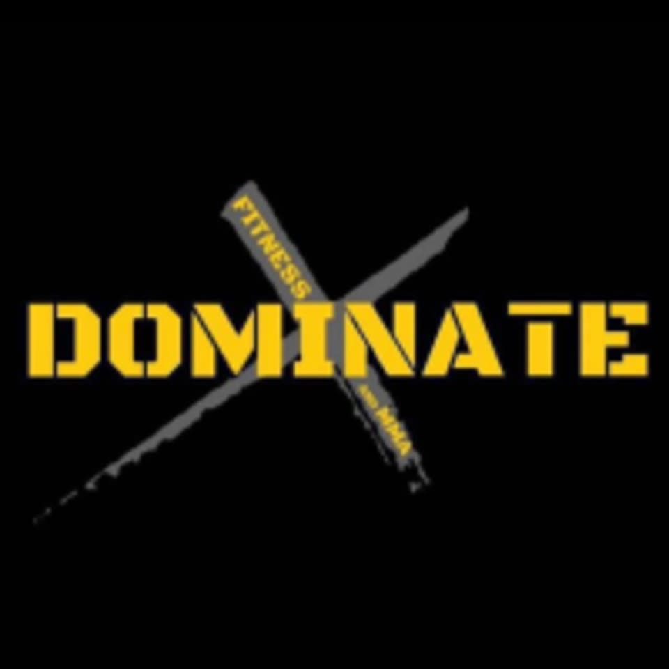 Dominate Fitness and MMA logo