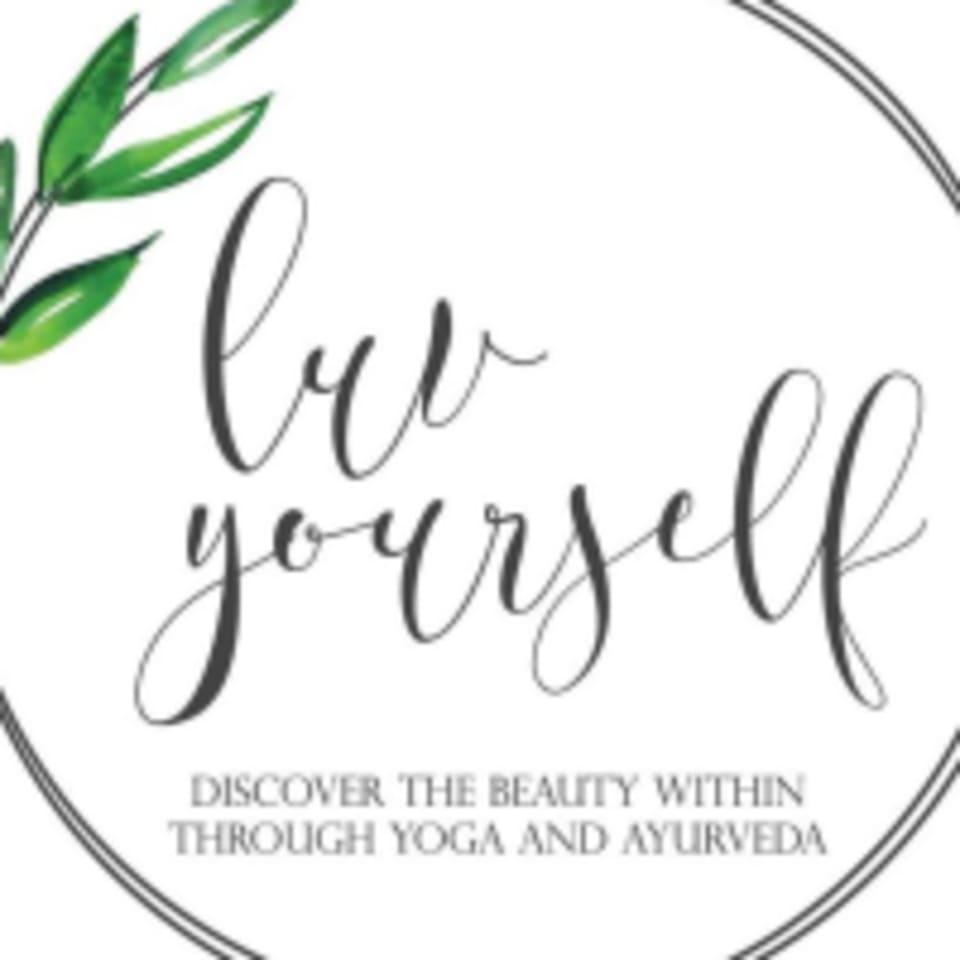 Luv Yourself logo