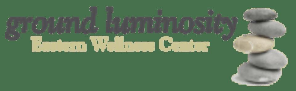 Ground Luminosity Eastern Wellness Center logo