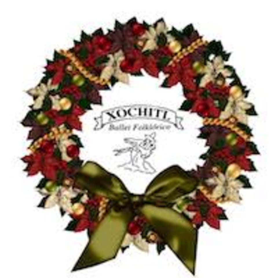 Ballet Folklorico Xochitl logo