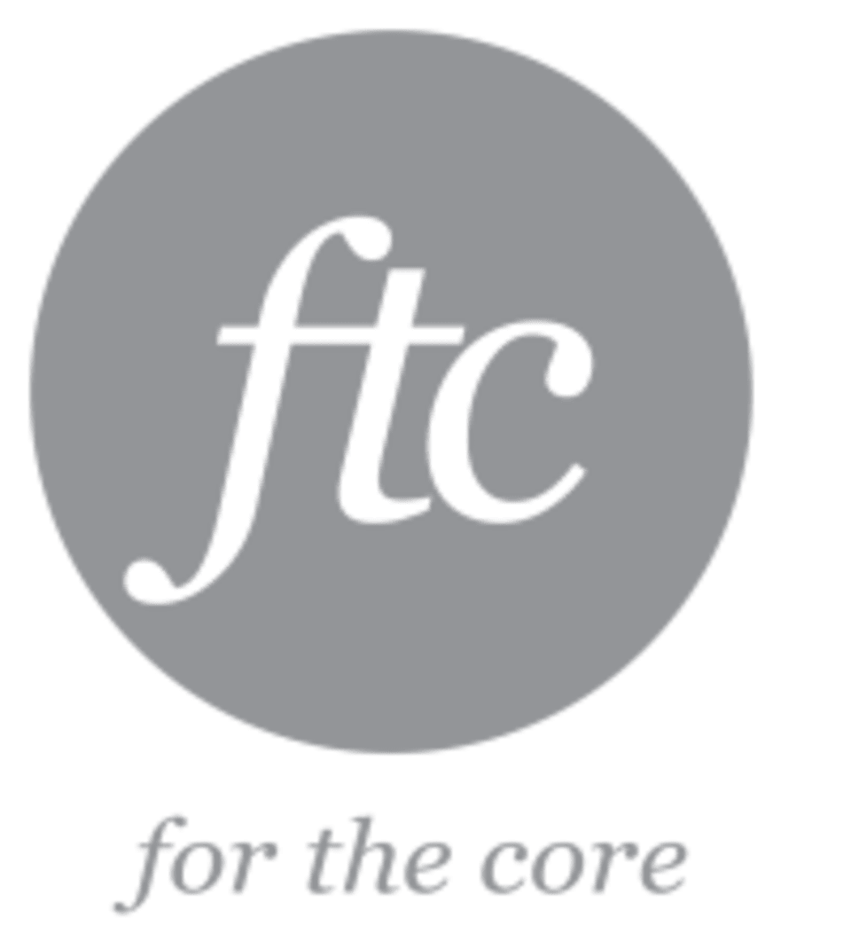 For The Core  logo