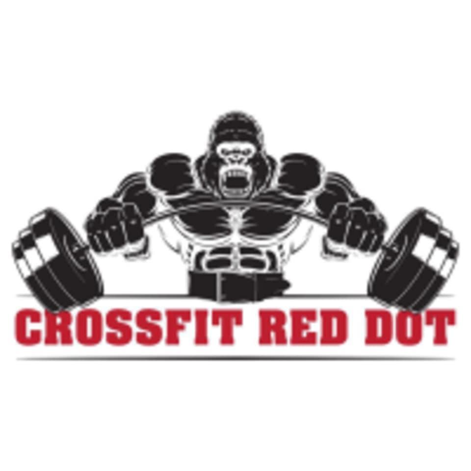 Red Dot Fitness logo