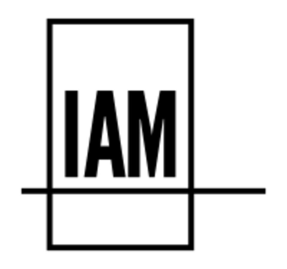 IAM Fitness Studio logo