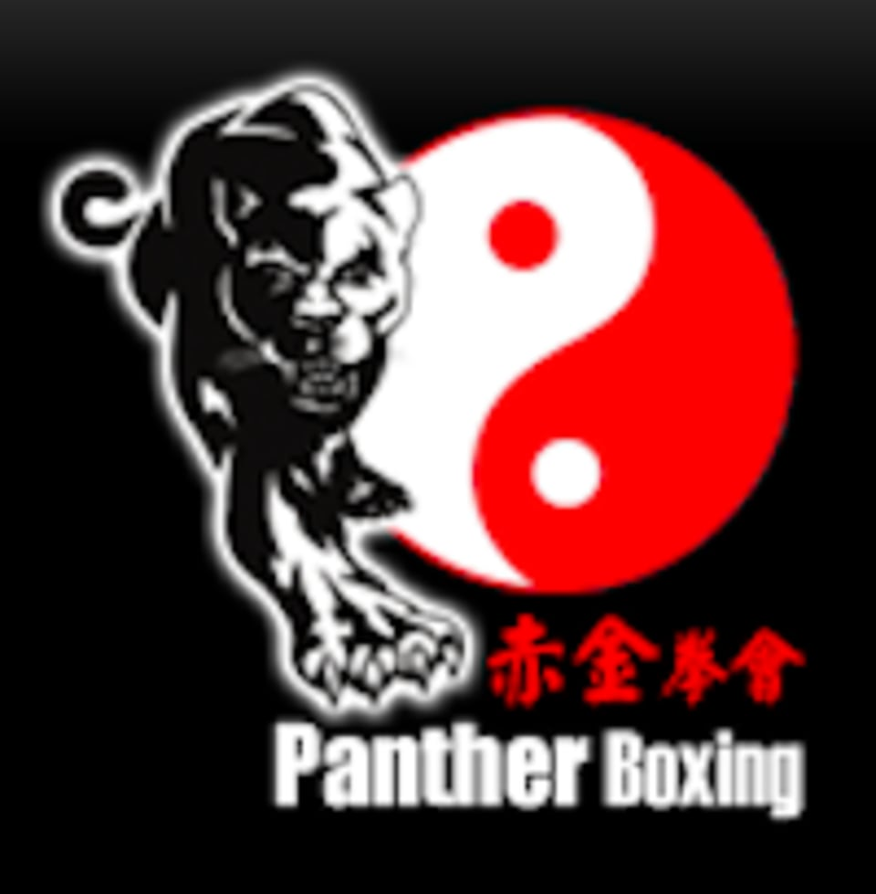 Panther Boxing Club logo