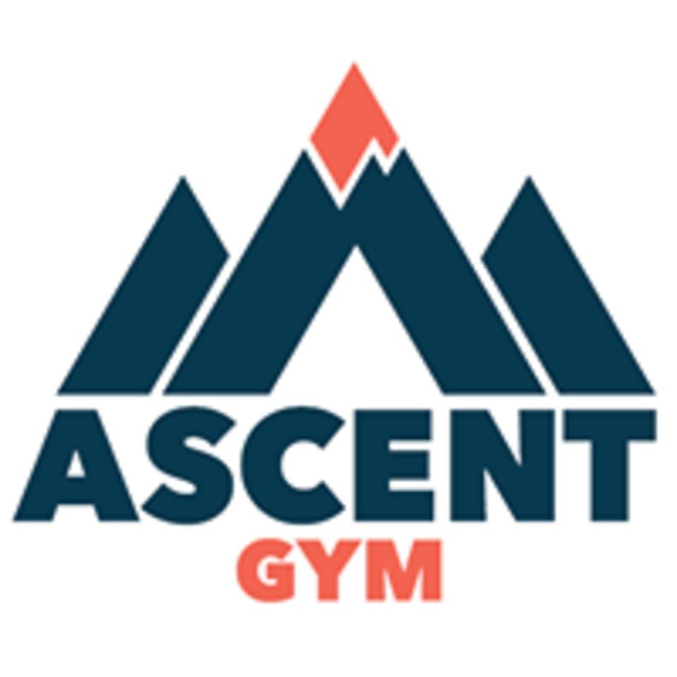 ASCENT Gym logo