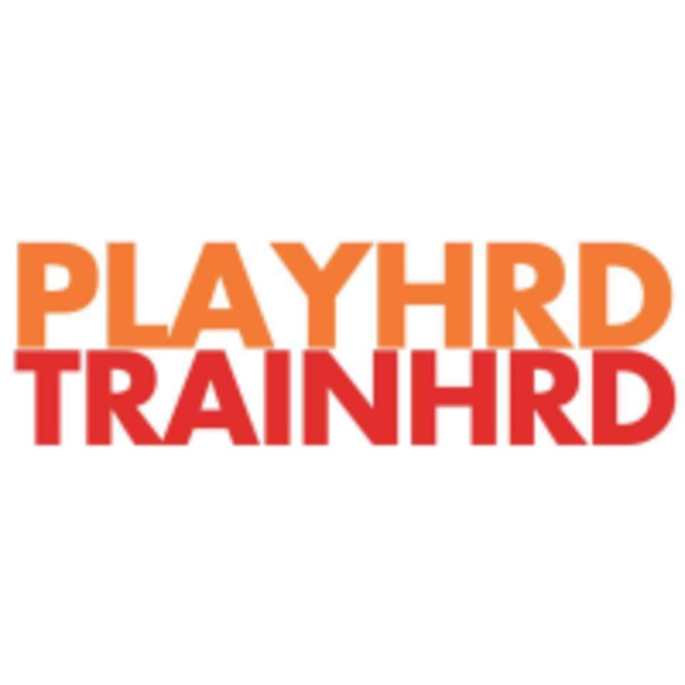PlayHrdTrainHrd logo