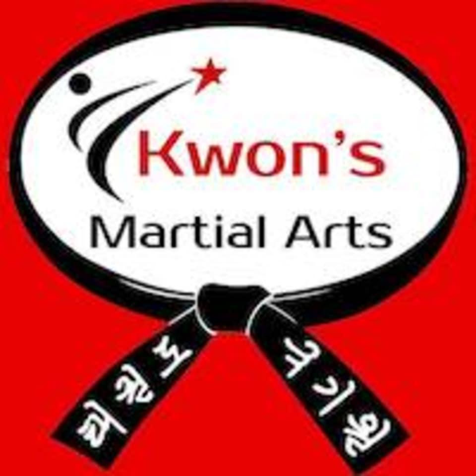 Kwon's Martial Arts logo