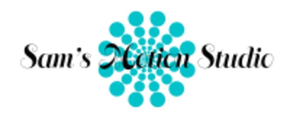 Sam's Motion Studio  logo