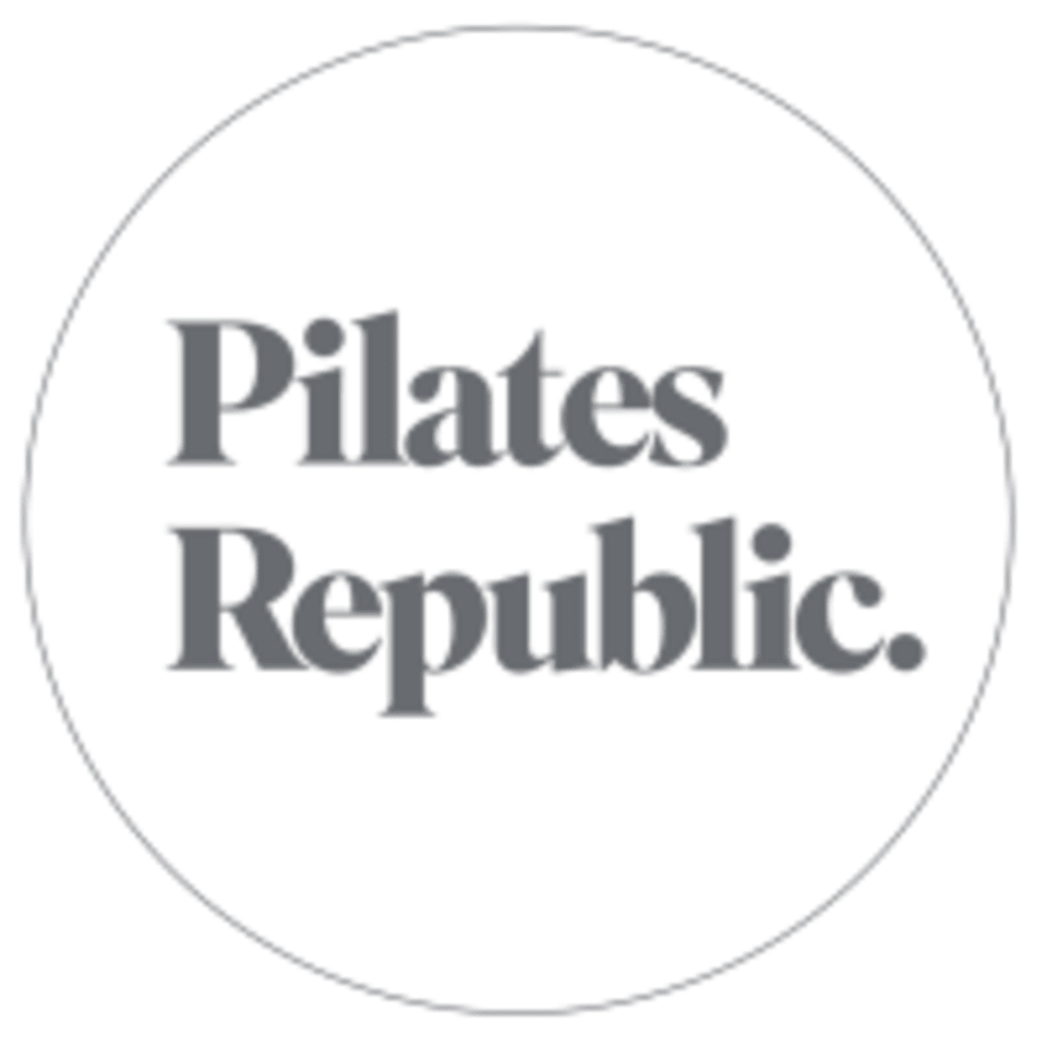 Pilates Republic  logo