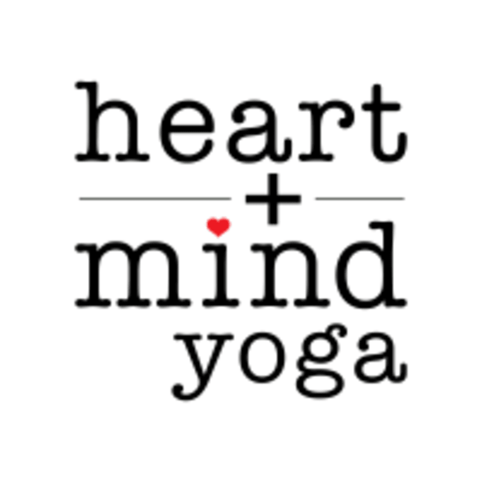 Heart + Mind Yoga logo