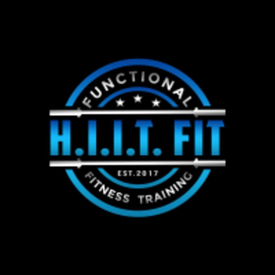 H.I.I.T. Fit logo