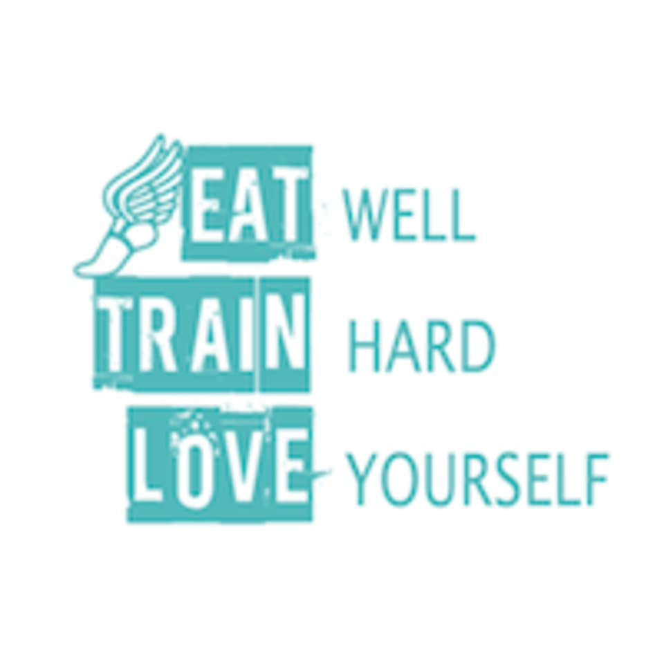 Eat Train Love logo