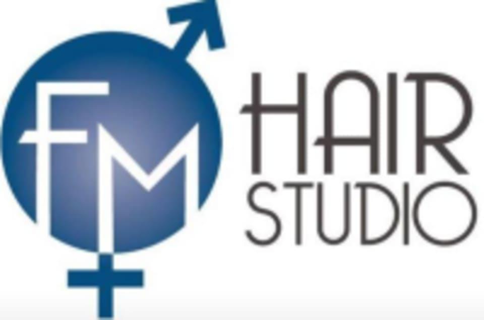 FM Hair Studio logo