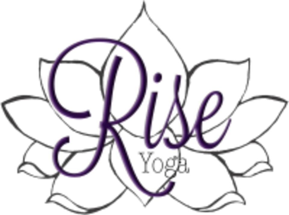 Rise Yoga Ohio logo
