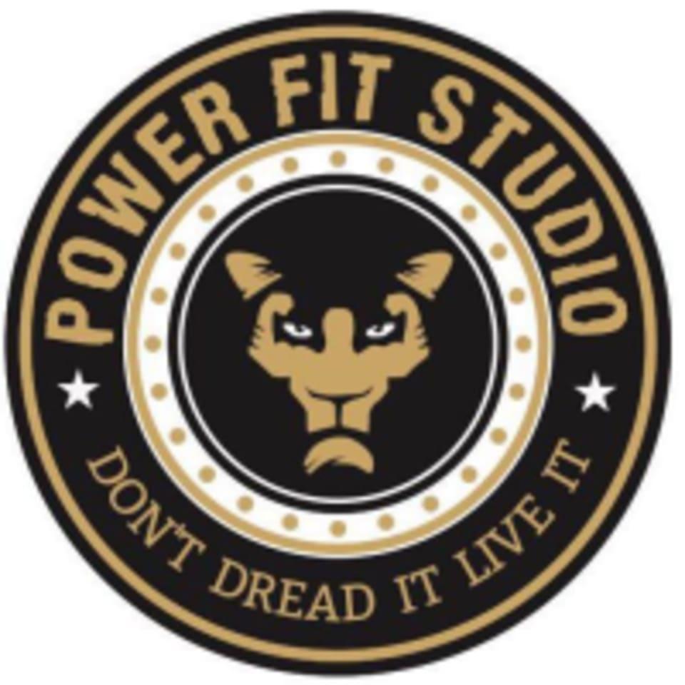Power Fit Studio SG logo