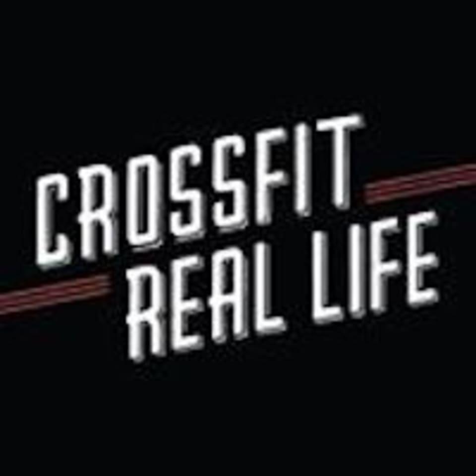 CrossFit Real Life logo