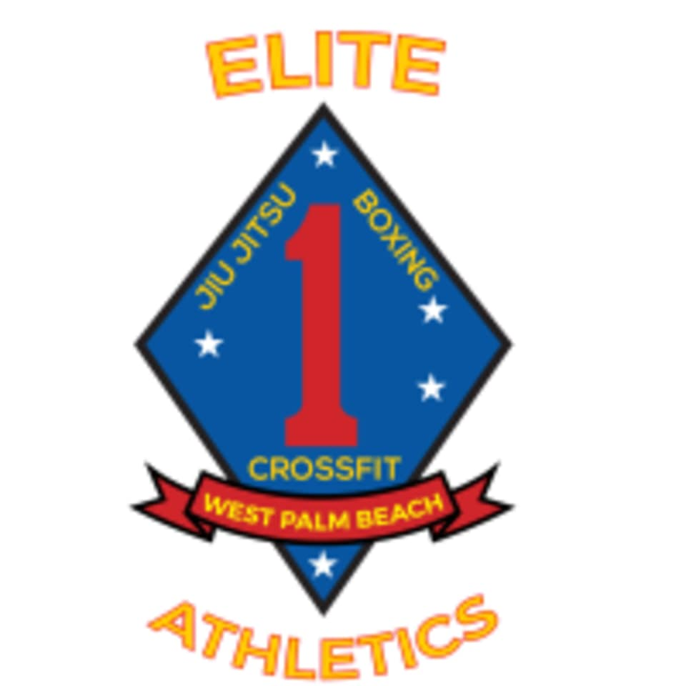 Elite Athletics Martial Arts & CrossFit logo
