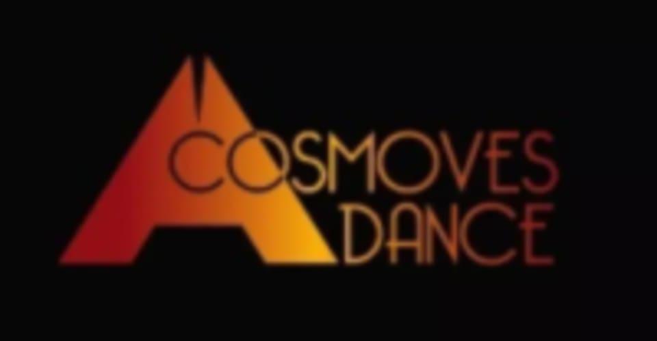 Cosmoves Dance  logo