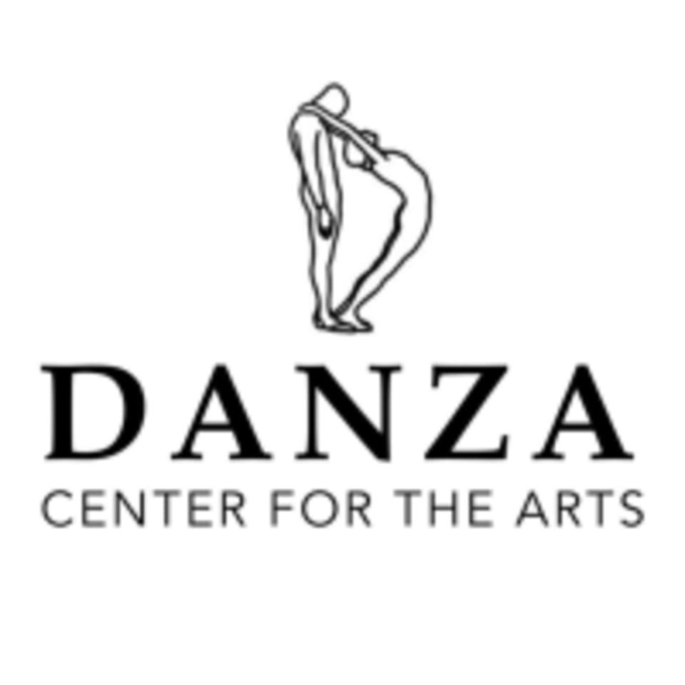 DANZA, Center for the Arts logo