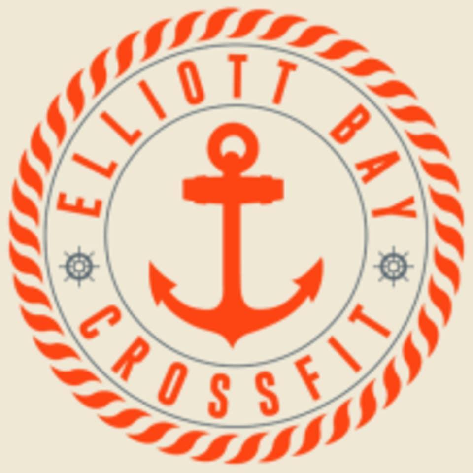 Elliott Bay CrossFit logo