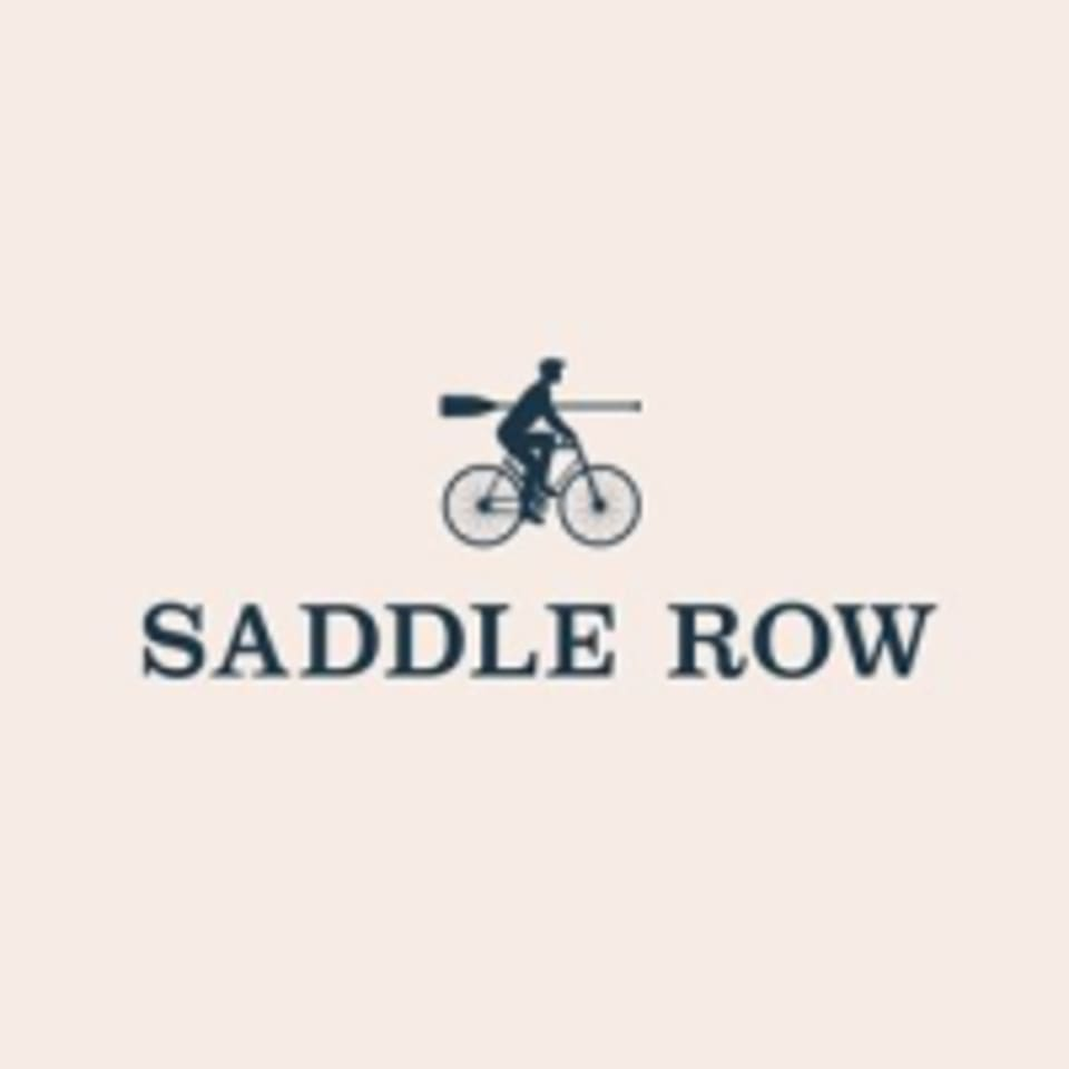 Saddle Row logo