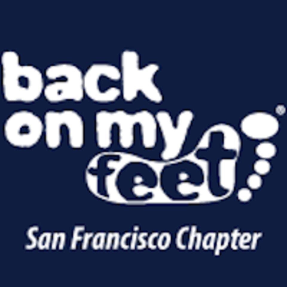 Back on My Feet (San Francisco) logo