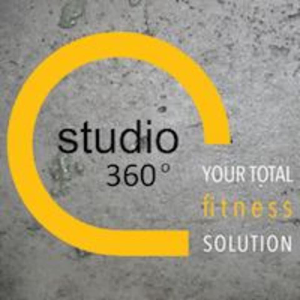 Studio 360 Fitness logo